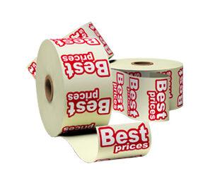 Gepersonaliseerde etiketten Rovapack