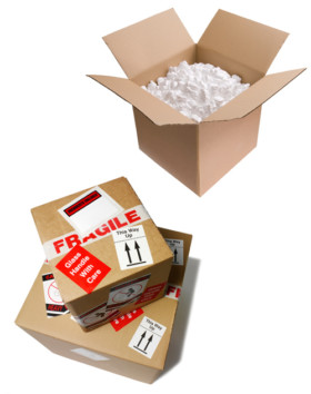 Rovapack Schokwerende Materialen