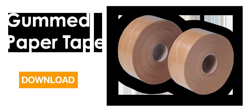 Gummed paper tape Rovapack