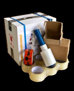 Sample box Rovapack