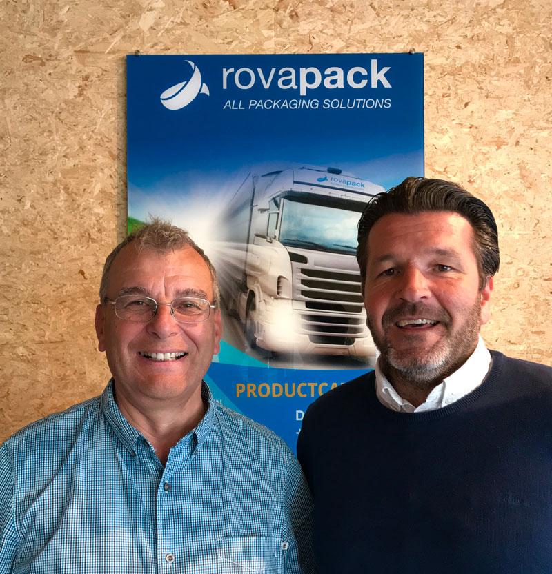 Gilles en walter Rovapack