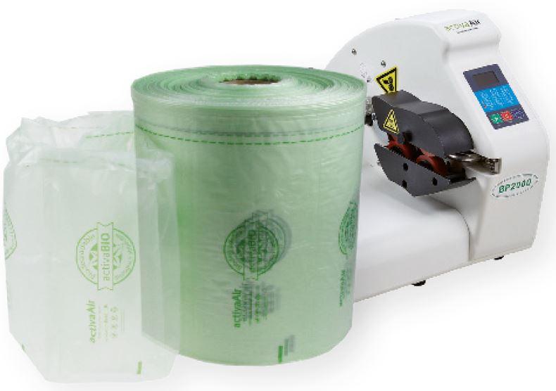 Duurzaam luchtzakjesfolie Rovapack