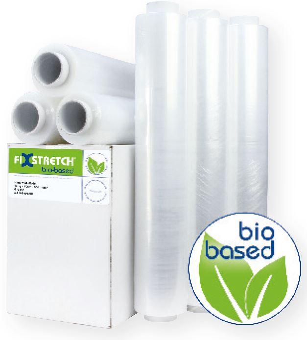Fixstretch stretchfolie bio-based Rovapack