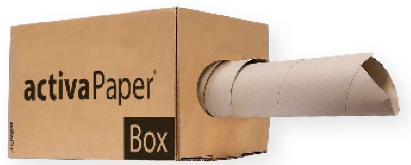 Milieuvriendelijk inpakpapier Rovapack