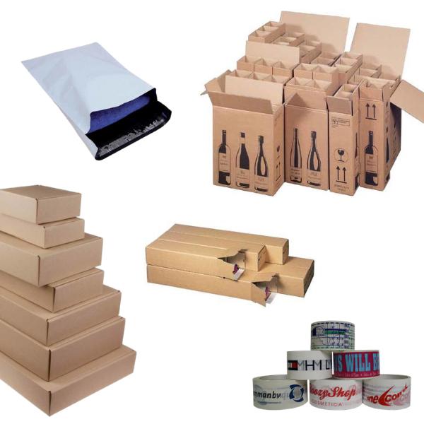 Verpakkingen webshop Rovapack
