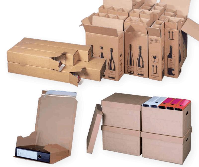 Dozen in alle formaten en vormen Rovapack